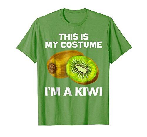I'm A Kiwi This Is My Costume T-shirt Kid's Kiwi Costume