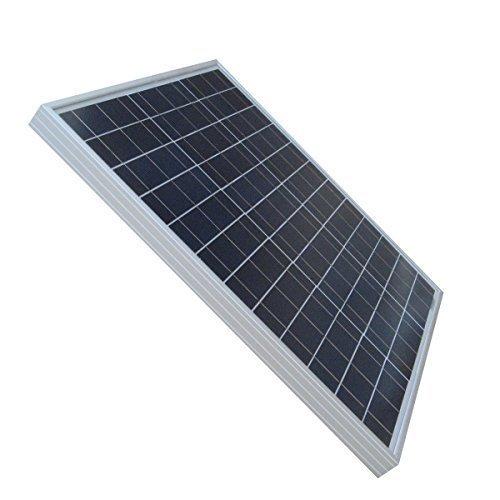 ECO-WORTHY 40 Watt Solarpanel Solarmodul Solarzelle Solar Poly