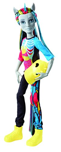 Costumes Long Jinafire (Monster High Freaky Fusion Neighthan Rot)