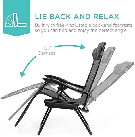 Adjustable Armchair Outdoor Recliner