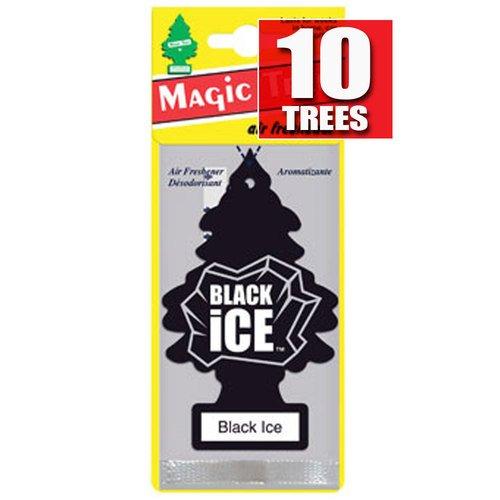 Little Tree deodorante 'black ice' - 10 pezzi Little Trees
