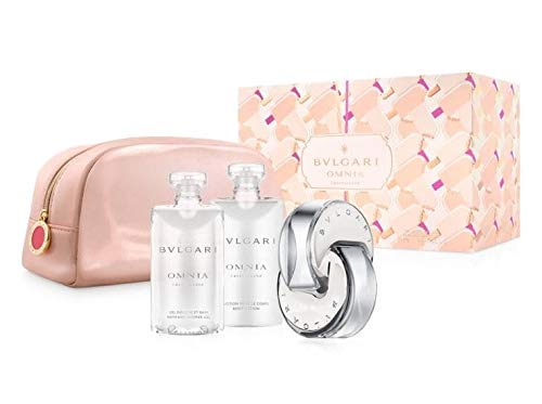 Bvlgari Omnia Crystalline Bvlgari Omnia Crystalline 4 Piece Gift Set for Women