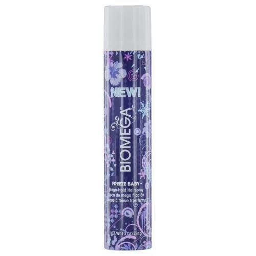 Aquage Biomega Freeze Baby Mega Hold Hairspray, 10 Ounce