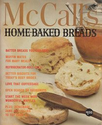 McCall's Home-Baked Breads M16 (Home Baked Bread)