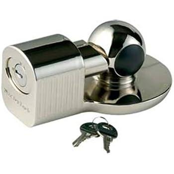 Reese Towpower 7005800 Gorilla Guard Stainless Steel Coupler Lock