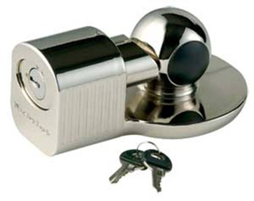 Master Lock Trailer Coupler Lock