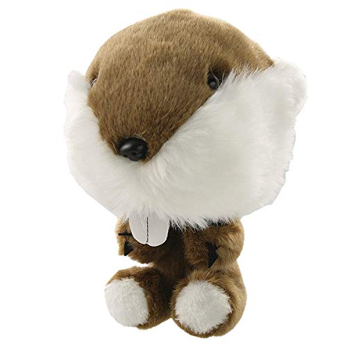 Verxii Home Golf Club Head Covers Cover for Golf Cute Animal (Gopher)