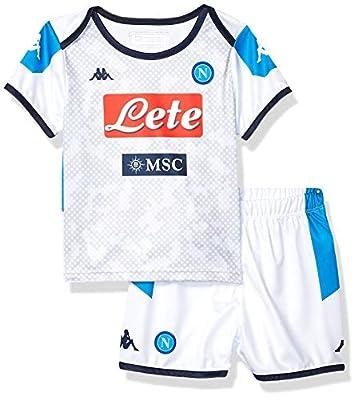 Ssc Napoli Italian Serie A Baby Third Match Kit