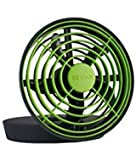 O2 Cool 5 Inch Battery or USB Operated - assorted colors, 1 Portable Fan