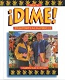 img - for Dime: pasaporte al mundo 21, nivel 3 (Spanish and English Edition) book / textbook / text book