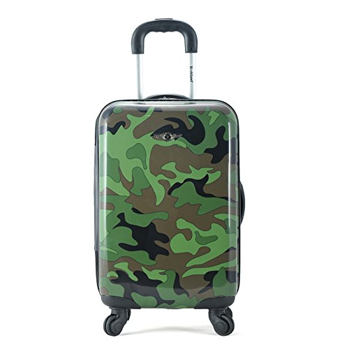 rockland-20-polycarbonate-carry-on-camo
