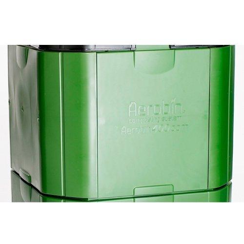 kit de expansión Exaco Aerobin ext basurero - verde: Amazon ...