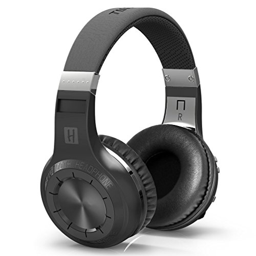 Auriculares Bluetooth Head-Mounted Bluetooth Headset 4.1 HiFi Stereo Noise Cancelling Mic Incorporado para...