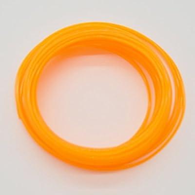 UKCOCO Filamento de la impresora 3D PLA 1.75MM Filamento ...