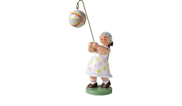 Wendt /& Kuhn Children with Lanterns Set of 2 Figurines