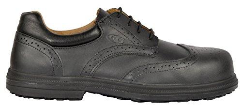 Cofra Walsall S1 P SRC Chaussures de sécurité Taille 42 Noir