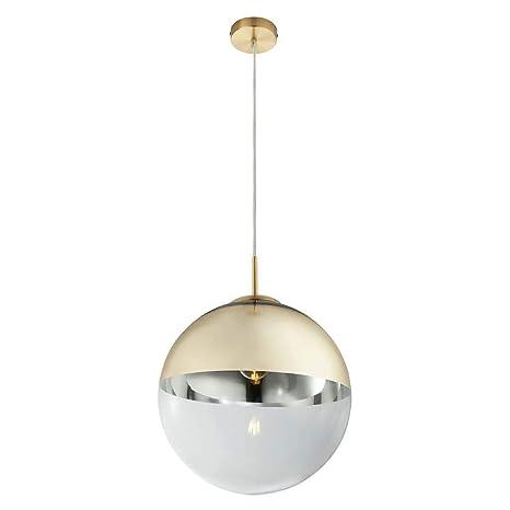 Globo 15858 - Lámpara de techo colgante (cristal), diseño de ...