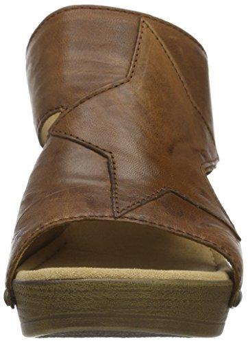 Gabor Shoes, Zuecos para Mujer Marrón (copper 04)