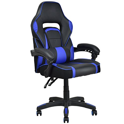 41lfmLPxLxL - Giantex-Gaming-Chair-Race-High-Back-Reclining-Chair-Office-Swivel-Computer-Task-Desk-Chair
