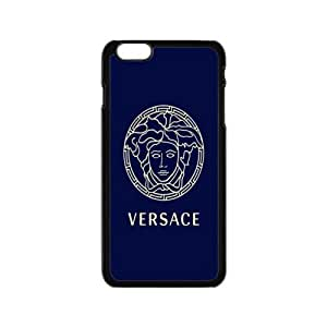 """M-03 VERSACE With Hard Shell Case for iPhone 6 4.7""""-Black"""