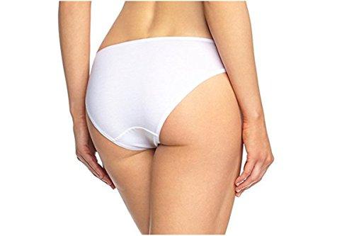 Skiny - Bikini - para mujer blanco
