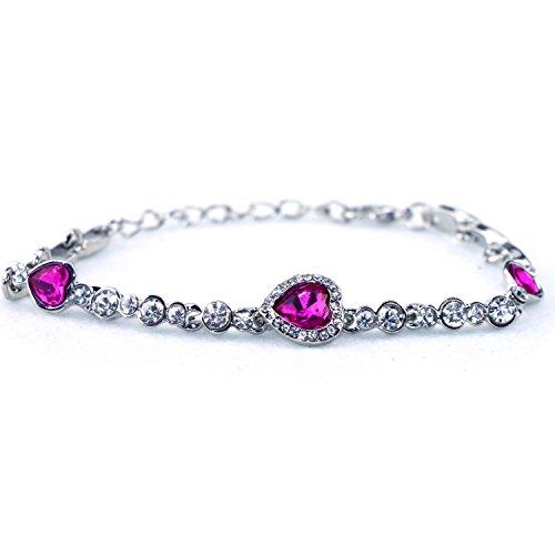 women braclet (Pink) (2)