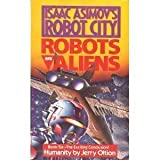 Robots and Aliens, Jerry Oltion, 0441373860