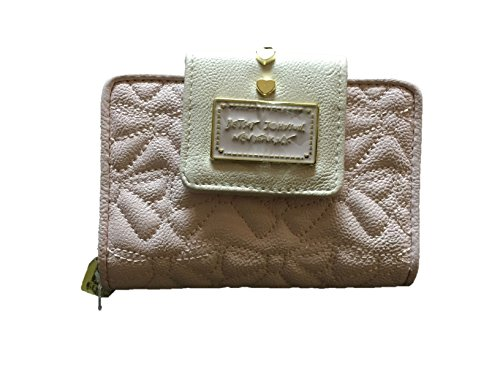 Betsey Johnson Houdini Bi-fold Wallet Coin Purse - Bifold Wallet Johnson Betsey