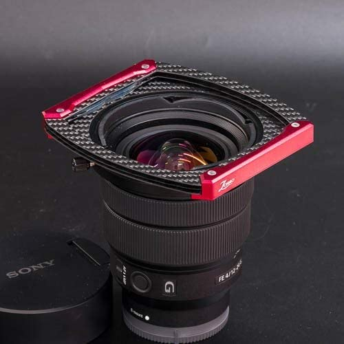 Bombo Adapter for Sony 12-24mm F//4 G 100mm Filters System