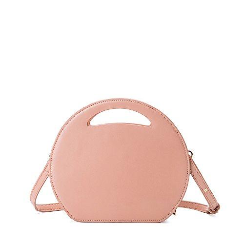 Melie Bianco Carelle Convertible Round Designer Crossbody (Melie Bianco Handbag Tote)