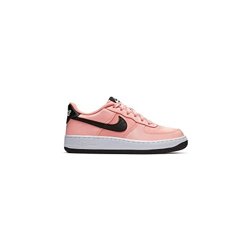Zapatillas Nike Air Force 1 Vday (GS) Coral 38.5: Amazon.es: Zapatos y complementos