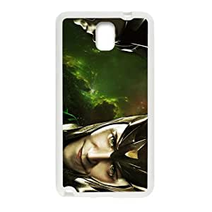 Loki Tom Hiddleston War Cell Phone Case for Samsung Galaxy Note3