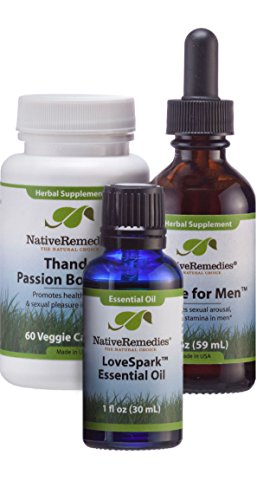 Native Remedies® His & Hers Passion Spark UltraPack by Native Remedies