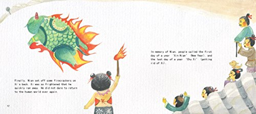 Celebrating Chinese Festivals: A Collection of Holiday Tales, Poems and Activities by Shanghai Press (Image #6)
