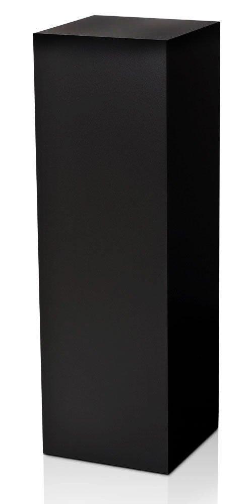 Laminate Pedestal - 15 X 15 Top - 36 Tall - Black by Xylem Design