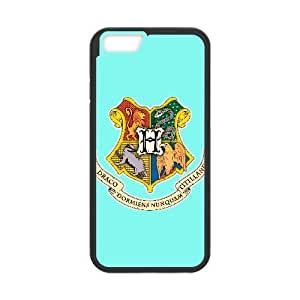 Personalized Durable Cases iPhone 6 Plus 5.5 Inch Cell Phone Case Black The Four Houses of Hogwarts Harry Potter Amnpry Protection Cover