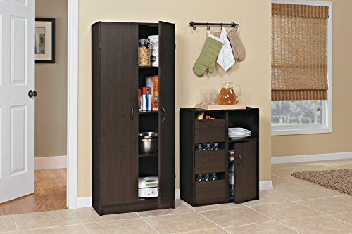 ClosetMaid 1556 Pantry Cabinet, Espresso by ClosetMaid (Image #2)