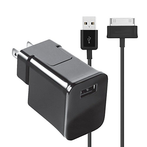 RocketBus Cable Power Adapter Charger for Samsung Galaxy Tab 2 Note Two Tablet