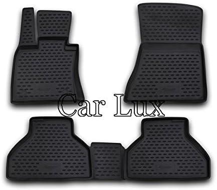 car Lux – AR04973 tappetini Auto in gomma Tipo Vaschetta 3d su