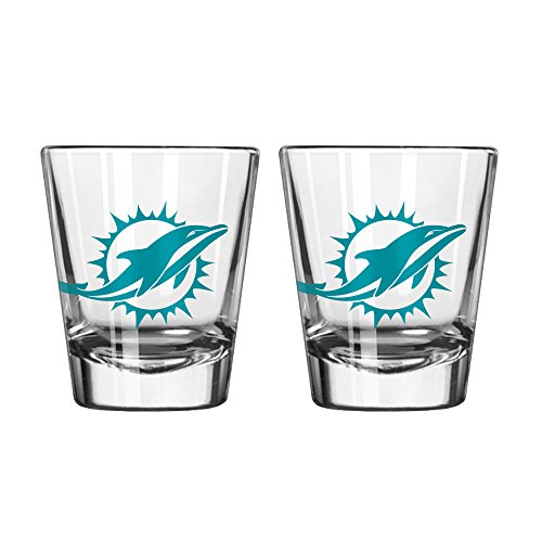Miami Dolphins Shot Glass - 3