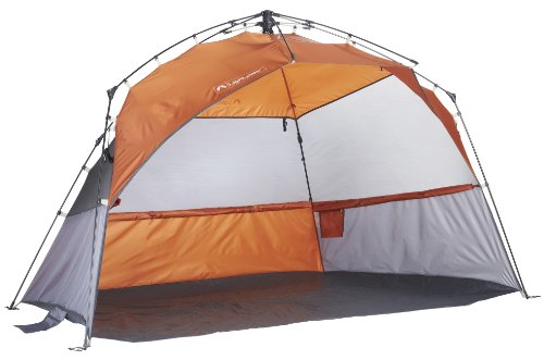 Lightspeed Tents Sport Shelter, Orange, Outdoor Stuffs