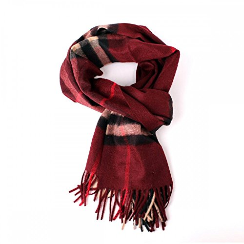 Burberry Men's Scarf 3826754 Giant Icon, Size: 184x32cm