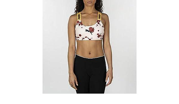 893bf5a4a4 Puma X Sue Tsai Crop Top at Amazon Women's Clothing store: