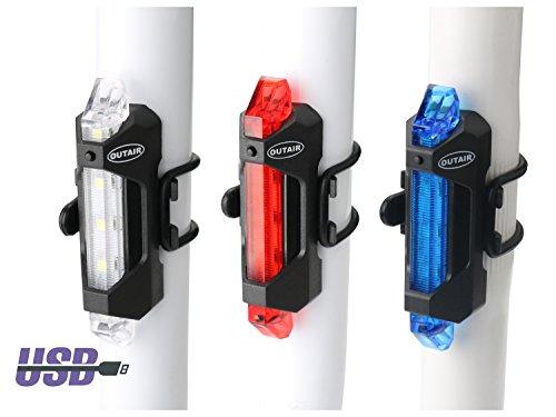 bike head and tail light - 5