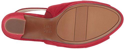 Sandalo Rosso Con Sandali Da Donna