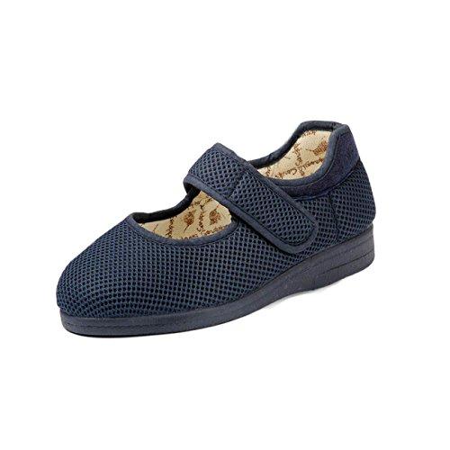 lacets à ville Chaussures femme pour de Bleu Marine Sandpiper Zq6IWt6