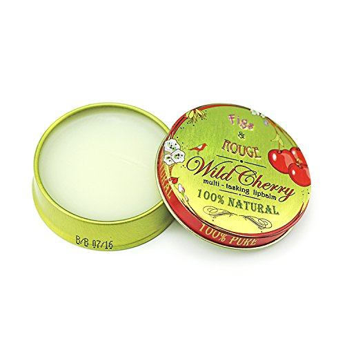 Figs And Rouge Lip Balm - 1