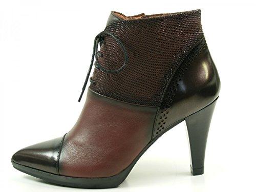 Boots Hispanitas Eiffel Rot HI63525 Womens Ankle IwFHSw7qx