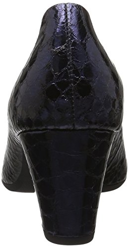 Ocean Donna Scarpe con 96 Comfort Tacco Shoes Gabor Blu cBvnZ4W0Ep