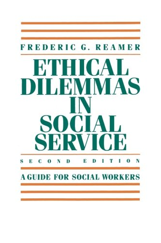 Ethical Dilemmas in Social Service